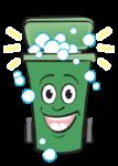 Tonnenreinigung - Biotonnen, Mehrkammertonnen uvm.